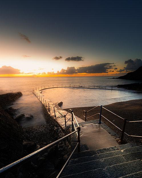 Bathing Pools Steps Sunrise - 2020