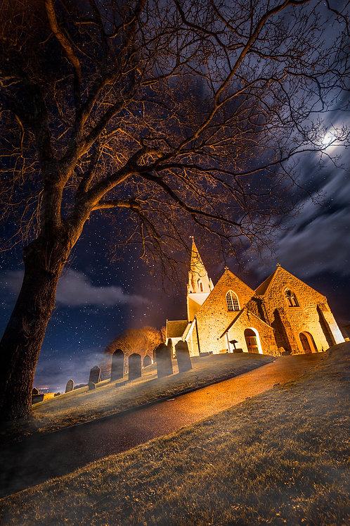 Galactic Guernsey - Castel Church