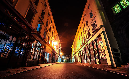 Fountain Street - St Peter Port, Guernsey