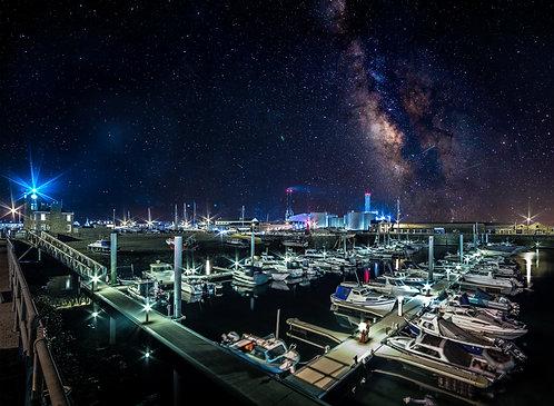 Galactic Guernsey - Bridge Harbour