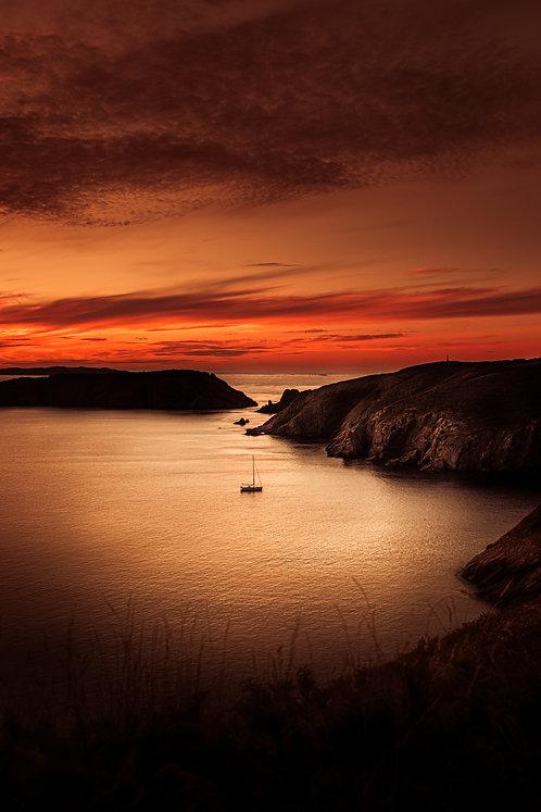 Gouliot Passage - Sark