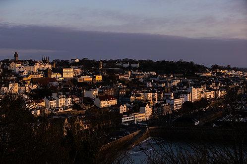 First Light (1) - Town - Landscape (2021)