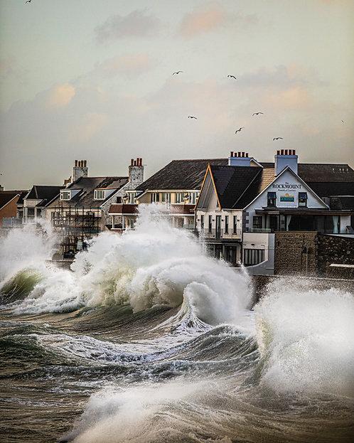 Storm Ciara - Cobo- Rockmount