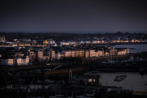 First Light - Town - Landscape (2021)