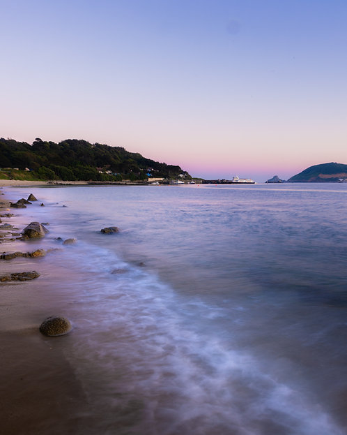 Herm - Fishermans Beach - Trident - 2021