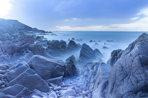 Albecq 10m Tide - Arctic Blue