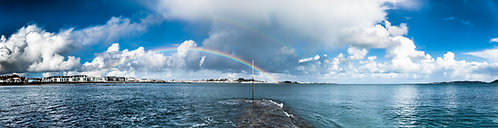Rainbow - Guernsey (super quality pano)
