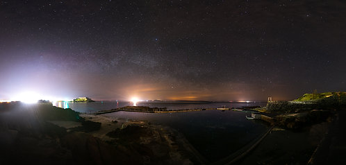 (SPECIAL) Bathing Pools - 36 Image FULL Milkyway Pano