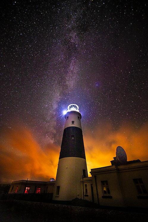 Alderney - Galactic Lighthouse 1