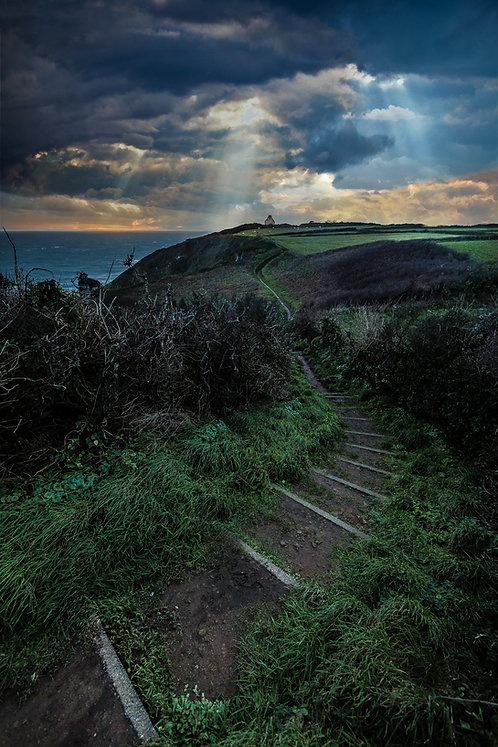 South Coast Cliff Paths - Guernsey