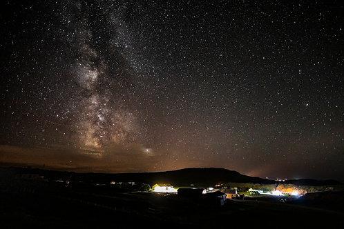 Alderney - Galactic Campsite 1
