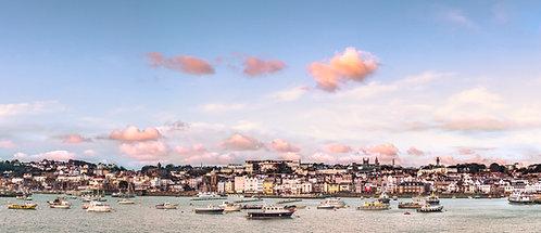 Sunrise over St Peter Port - Guernsey