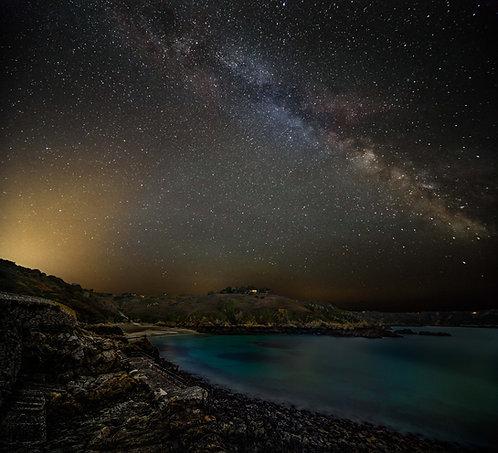 Galactic Guernsey - Saints Bay