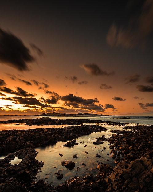 Lihou Island Sunset - 2020