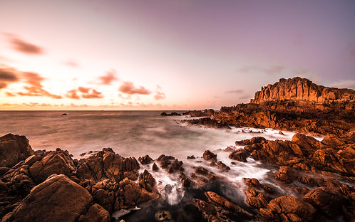Albecq Sunset #3
