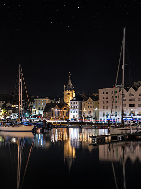 St Peter Port - Reflections 2020