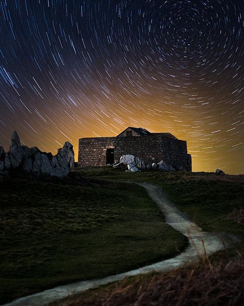 Fort Pembroke - Star Trails