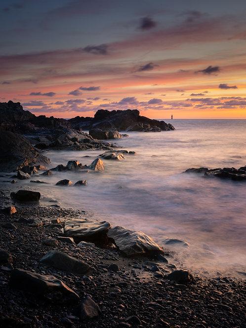 Fontenelle Bay Sunrise - 2020