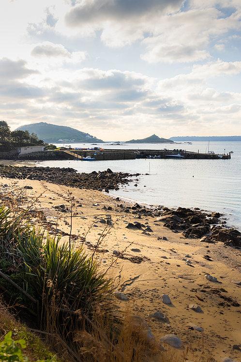 2021 - Herm - Fishermans Beach