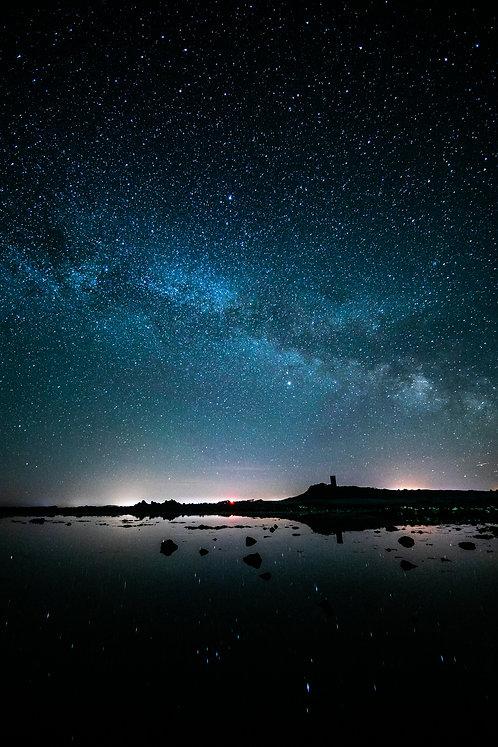 Lihou Island Milkyway Reflections