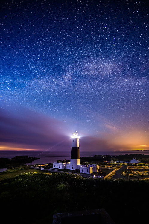Alderney Lighthouse - 2020