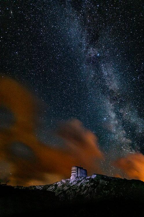 Alderney - Galactic Odeon Fort