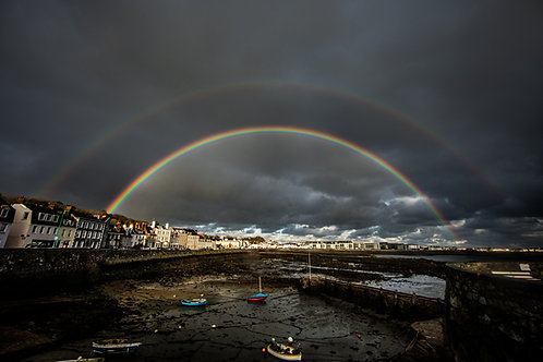 Rainbow - St Peter Port - 2020