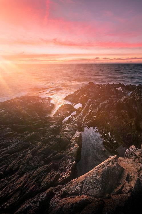 Sunrise St Martins Point - Guernsey