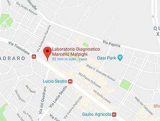 Laboratorio Malpighi Roma Tuscolana