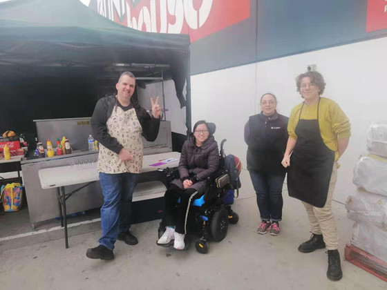 LTUKC Sausage Sizzle Fundraiser