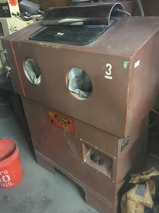 Zero BNP 30-4 Blast Cabinet