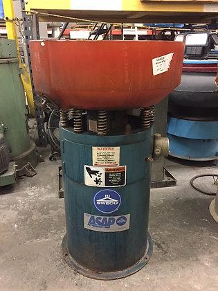 Sweco FM1.2 Vibratory Finishing Machine