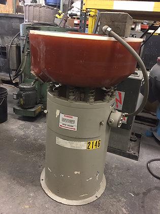 Sweco FM01C-3 Vibratory Finishing Machine