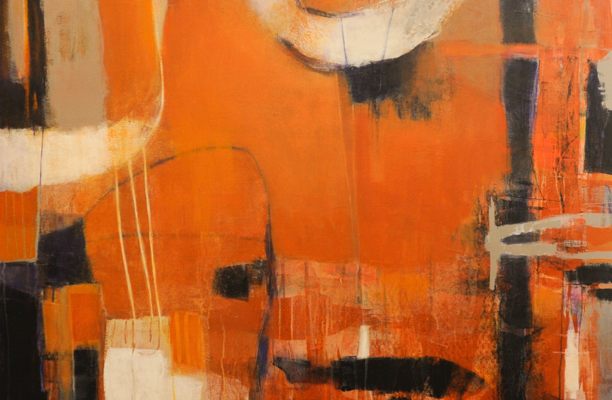 "Orange 48""48 @ Chowan Arts Council, Edenton"