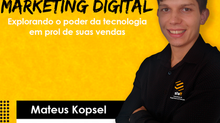 MARKETING DIGITAL - EXPLORANDO O PODER DA TECNOLOGIA EM PROL DE SUAS VENDAS