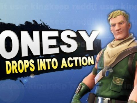 Video Game Association Plans Mass Suicide If Fortnite Guy is Added to Smash