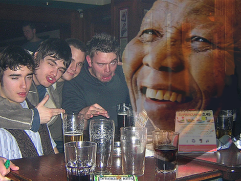 Nelson Mandela Approves New On-Campus Bar