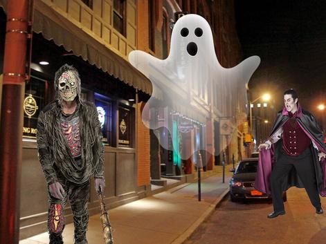 """Can You Escape Spook Street?"" An Interactive BUTT Halloween Adventure!"