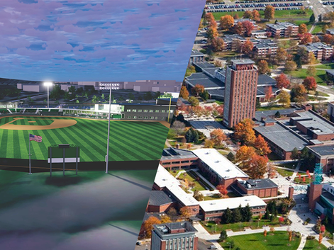 Binghamton Baseball Complex Now $61.4M in Budget, Receiving Extra $1.4M From BU Libraries