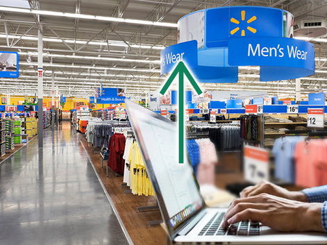 Walmart's Cyber Monday to be Held in Person