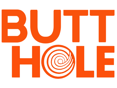 For Halloween, We Are Dressing up as the BUTT HOLE