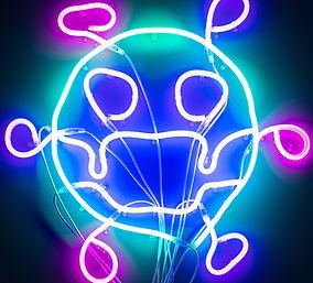Thomas-Webb-CoronaVirus-COVID19-Neon-Art