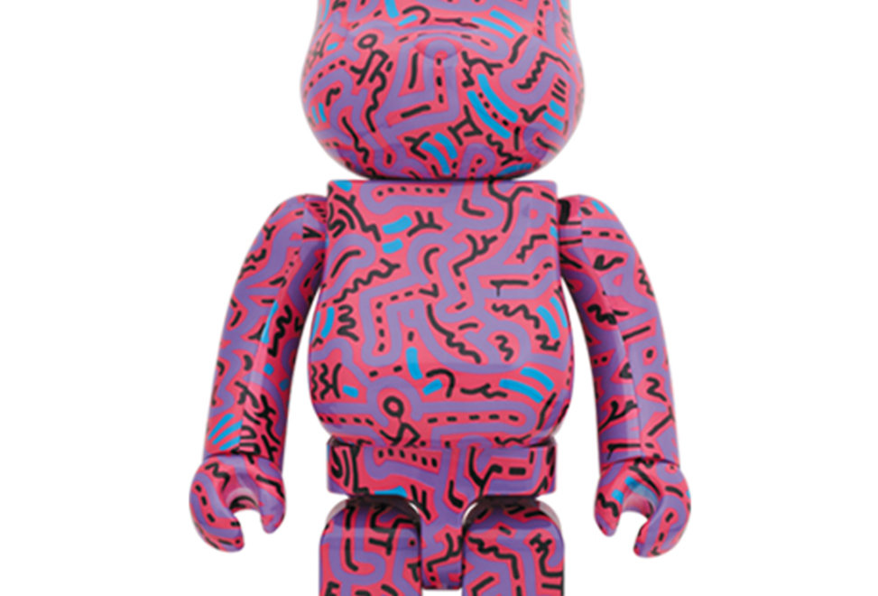 BE@RBRICK x Keith Haring #2 1000%