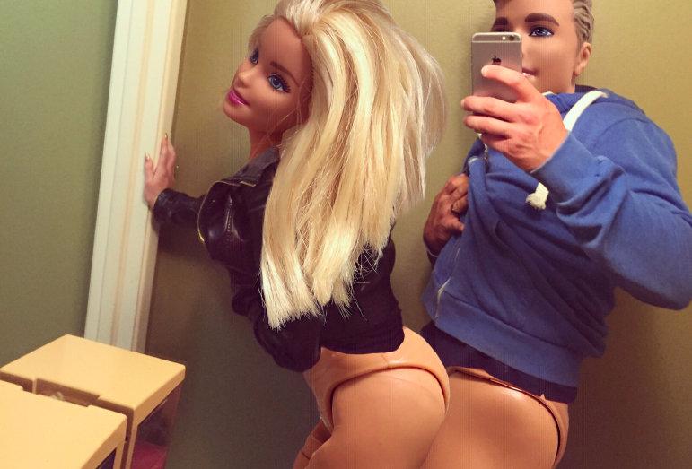 Bathroom Selfie (Quickie)