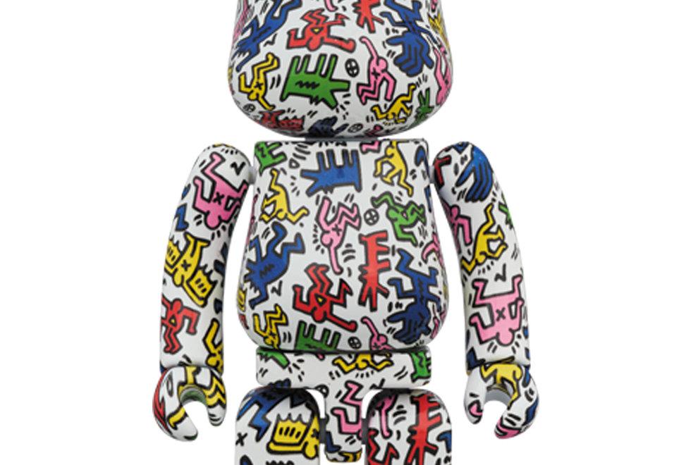 BE@RBRICK x Keith Haring #1 1000%