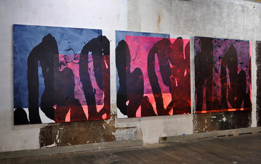 Taline Zabounian Plan X Art Gallery