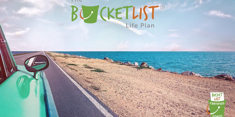 Bucket List Life Plan