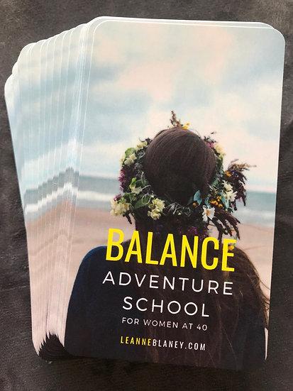 Balance Oracle Cards + Signed Book BUNDLE