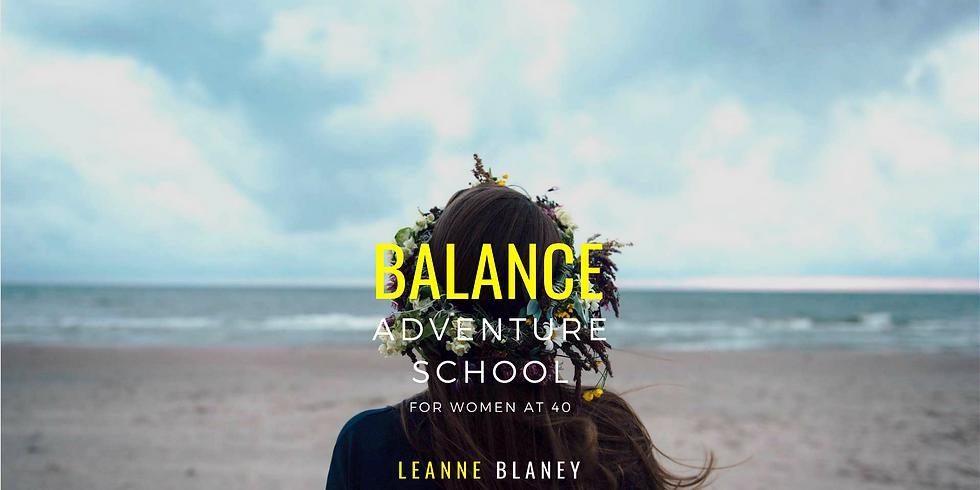 Balance Workshop | Gold Coast | 1/2 Day