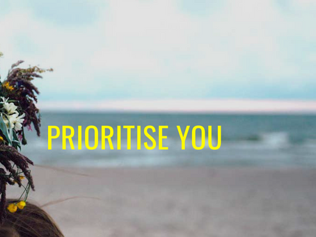 Prioritise You